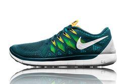 Nike Free 5 Grn Dp