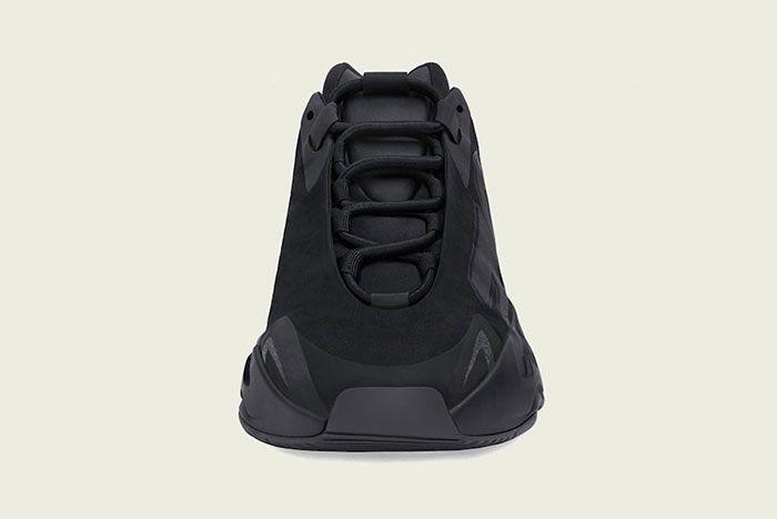 Adidas 700 Mnvn Triple Black Fv4440 Front Toe Boex Shot