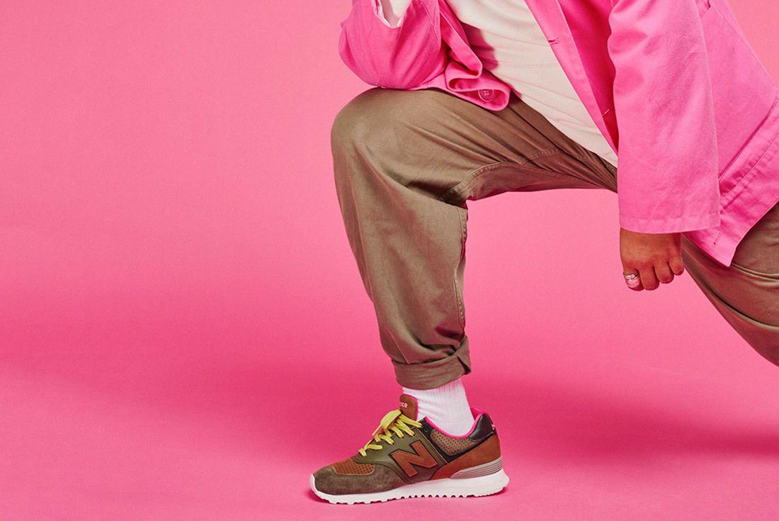 Sneakersnstuff New Balance 574 8