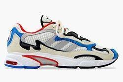 Adidas Originals Temper Run Red White Blue Thumb
