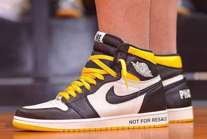 Air Jordan 1 No Ls Varsity Maize 861428 107 1 Sneaker Freaker