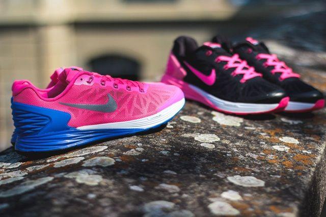 Nike Lunarglide 6 Gs Hyper Pink 9