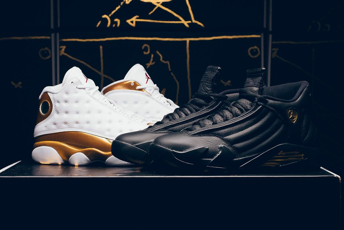 Air Jordan Defining Moments Finals Pack 14