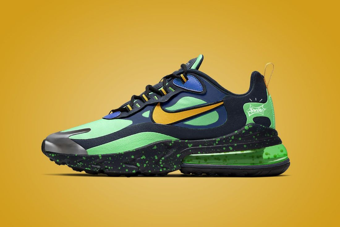 travis air max 270 react mcdonalds concept