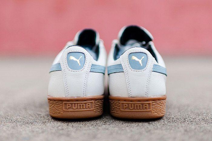 Puma Basket Gpx Gore Tex White Blue Gum 6
