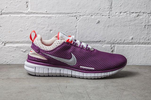 Nike Free Og Breeze Bright Grape Laser Crimson