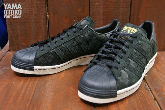 Adidas Superstar 80 S Camo Pack 13