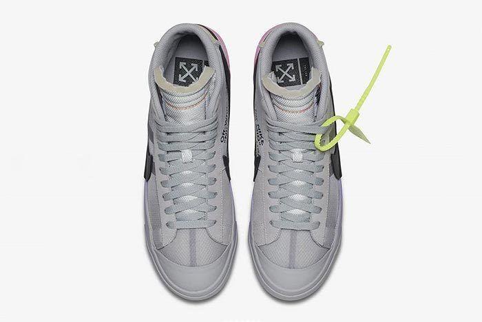 Off White Serena Nike Blazer 4