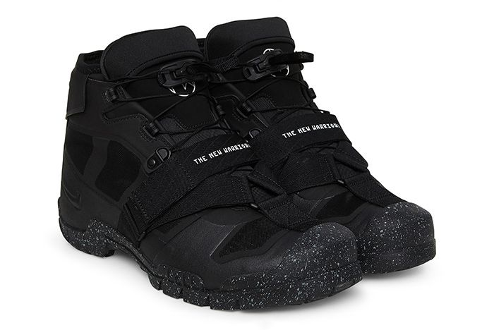 Undercover Nike Sfb Mountain Sneakers Triple Black