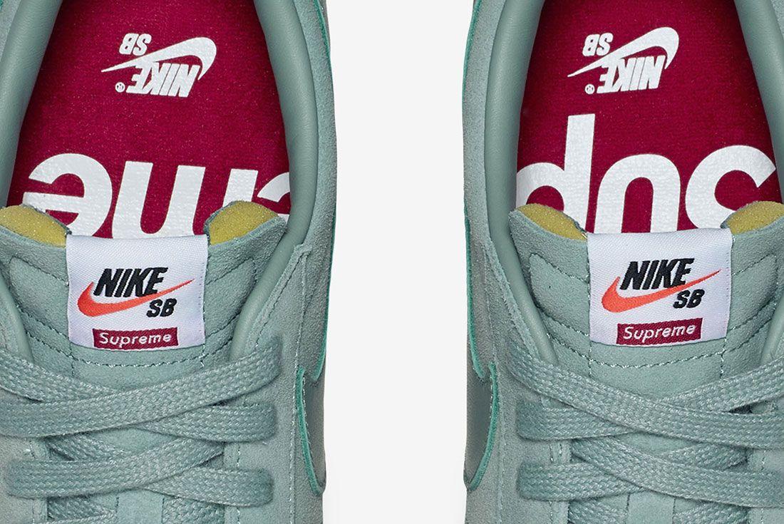 Supreme X Nike Sb Blazer 5