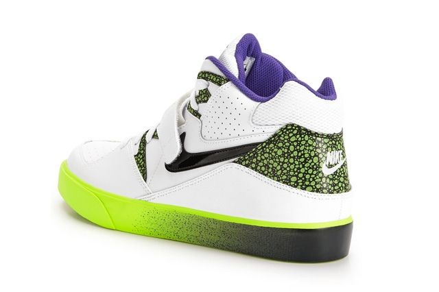 Nike Auto Force 180 Electric Green 1