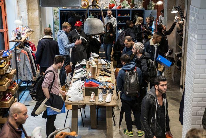 Sneakersnstuff Paris Opening Day 9