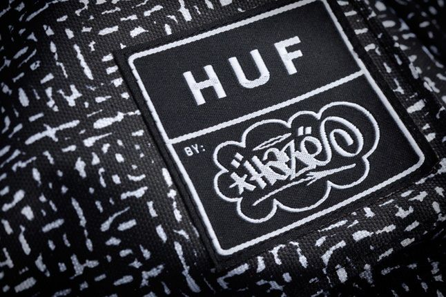 Haze Huf F13 Capsule Collection 15