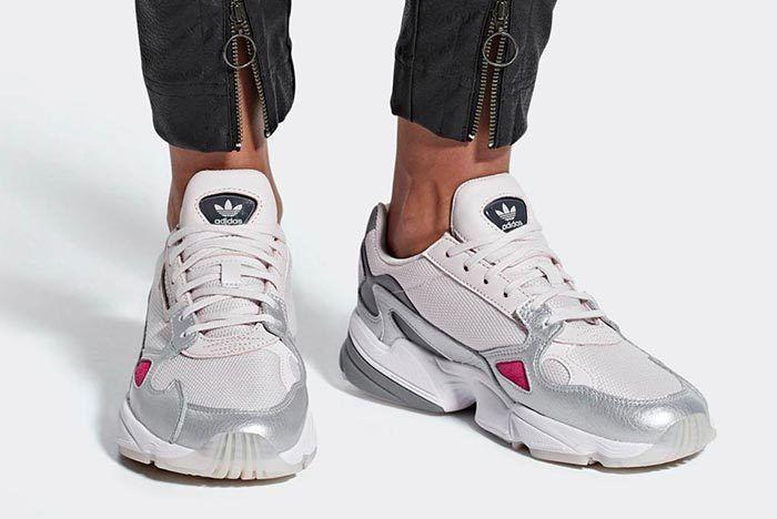 Adidas Falcon Silver 1