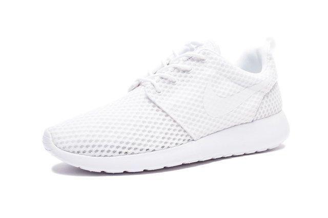 Nike Roshe One White Wolf Grey1