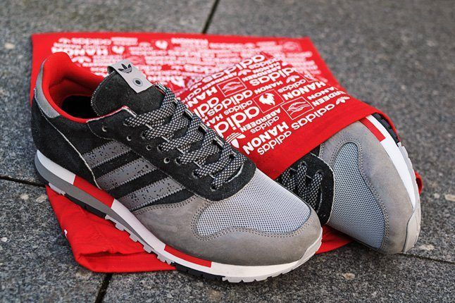 Hanon Adidas Consortium Cntr Sneaker 1