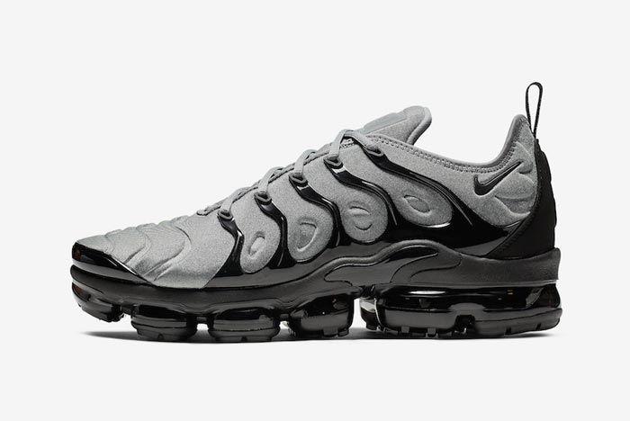Nike Air Vapormax Cool Grey Black Lateral