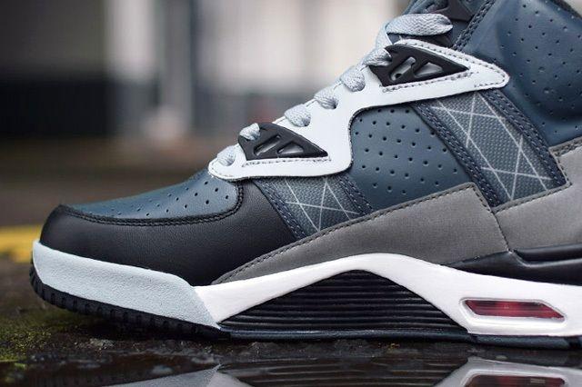 Nike Air Trainer Sc Grey Black Light 3