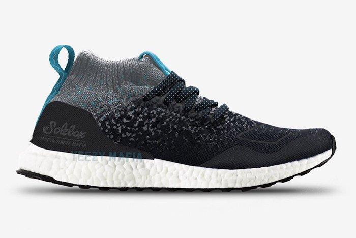 Packer Shoes Solebox Adidas Ultra Boost5