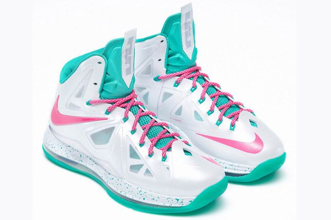 Nike Lebron X Id Candy Quater Toes 1