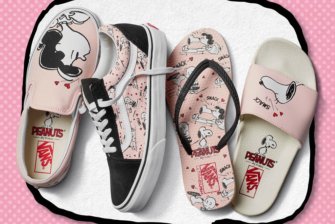 Vans Peanuts Collaborative Collection 9