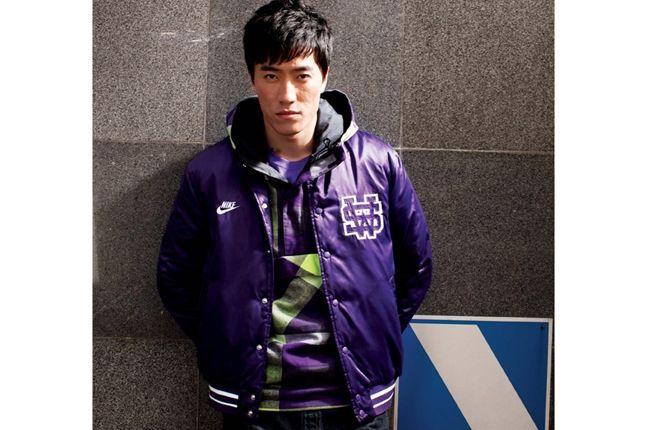 Liu Xiang Nike Sportswear 2010 Holiday 9 1
