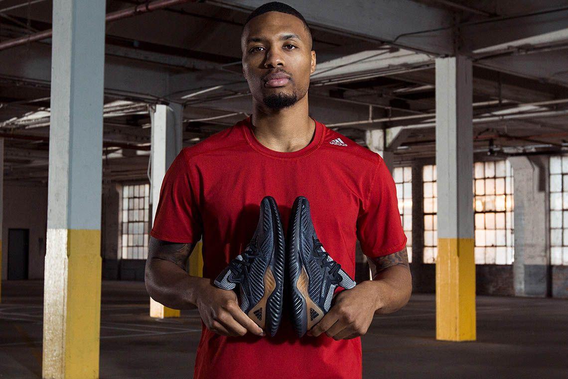 Adidas Alphabounce Beyond March 2018 Damian Lillard Sneaker Freaker