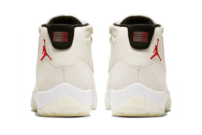 Air Jordan 11 Platinum Tint 3