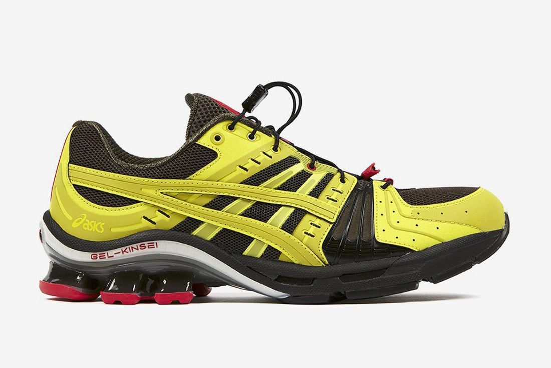 Affix Works Asics Gel Kinsei Lateral Side