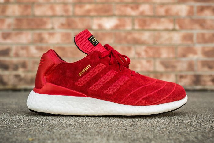 Adidas Busenitz Pure Boost Red5
