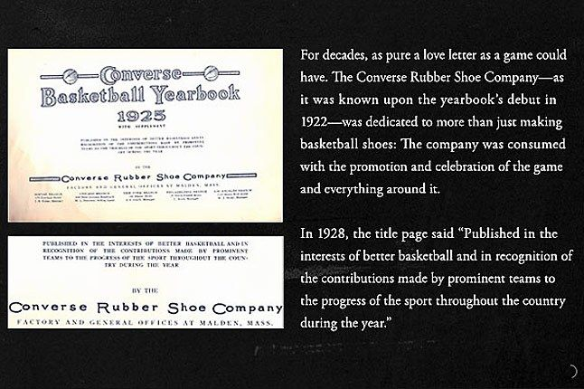 Converse Yearbook 1925 1928 1