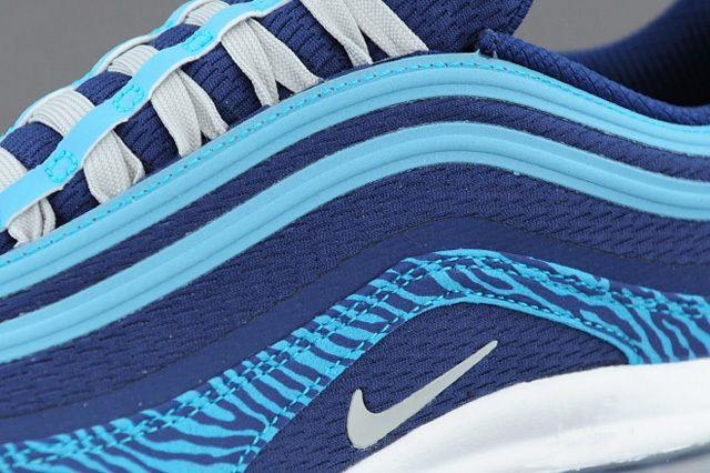Nike Air Max 97 Prm Tape Blue Zebra 5