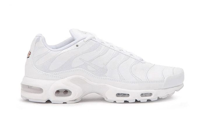 2Nike Air Max Plus Triple White Release Sneaker Freaker