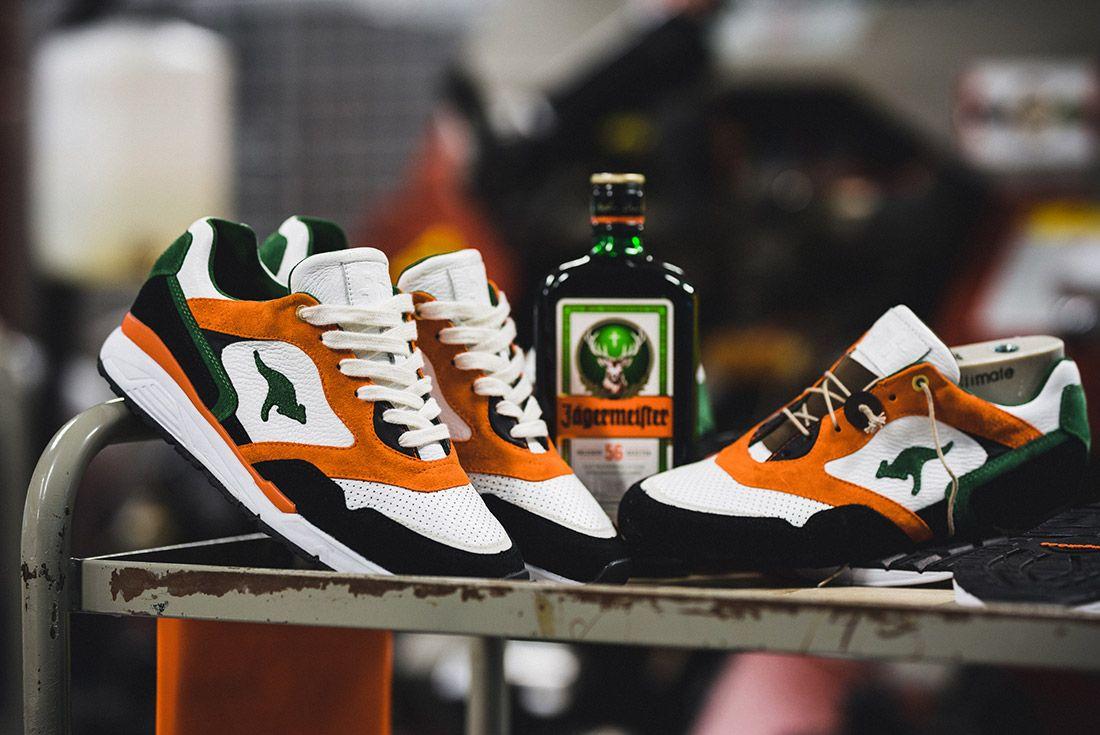 Jägermeister X Kanga Roos Ultimate Colab Sneaker Freaker 7
