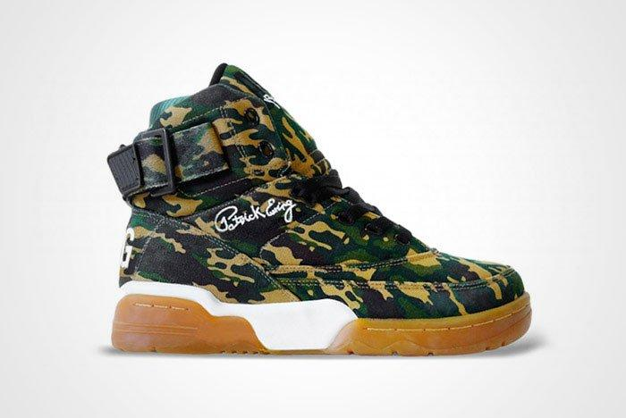 Ewing Athletics Hi 33 Camo Gum 4 Thumb