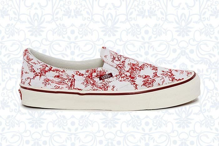 Opening Ceremony Vans Slip On 1