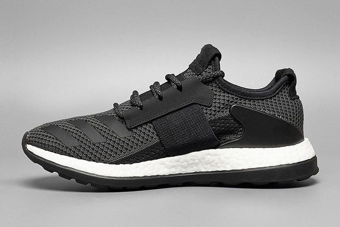 Day One Adidas Pure Boost Zg Black 3 1