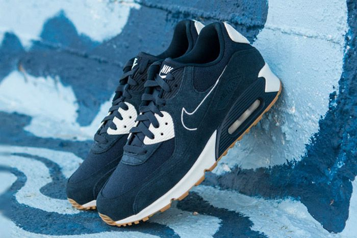 Nike Air Max 90 Armory Blue Navy 1