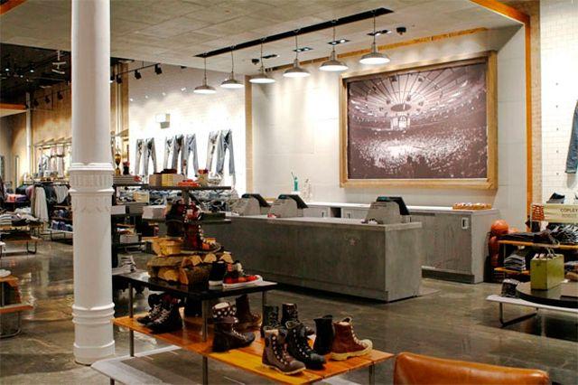 Converse Store New York City Register