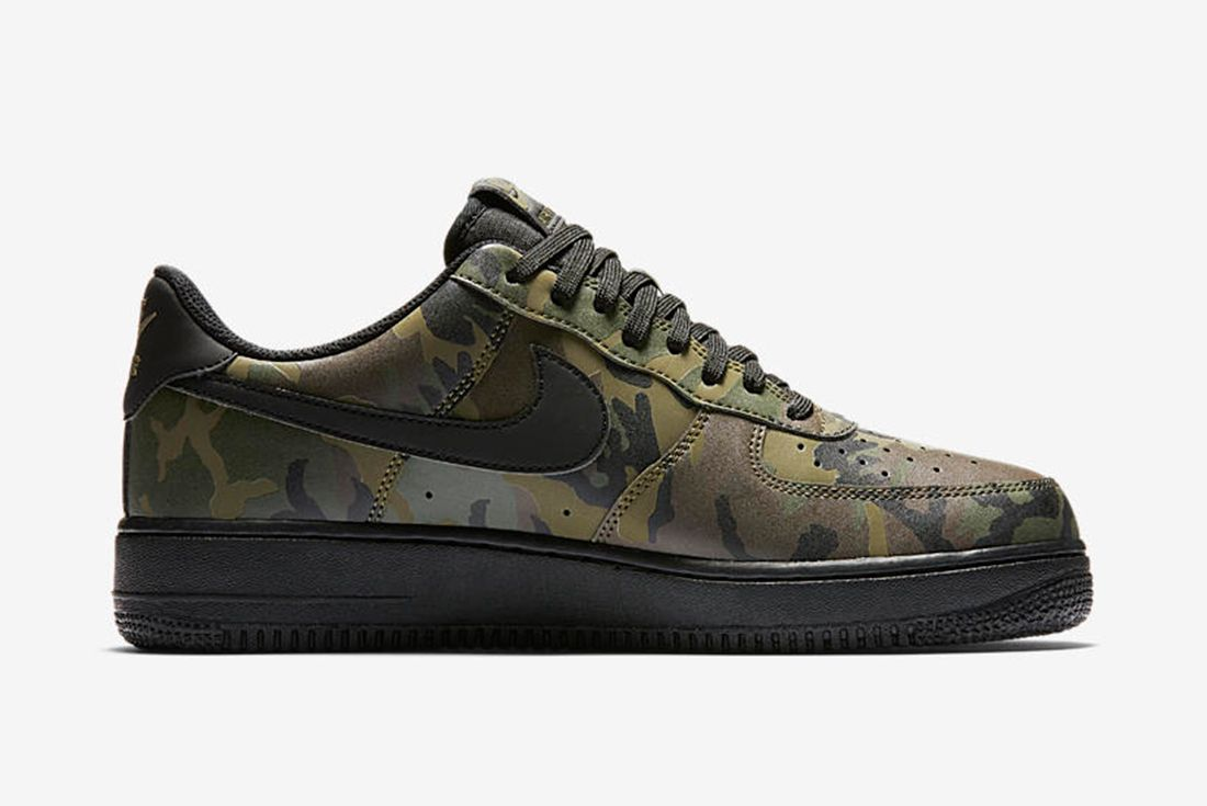 Nike Air Force 1 Camo Reflective 3 1