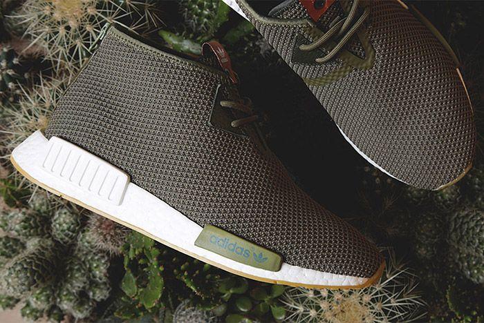 Adidas End Sahara Nmd C1 Green Small