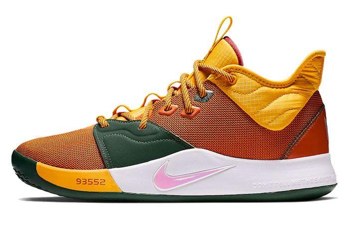 Nike Paul George 3 Acg Release Date Left