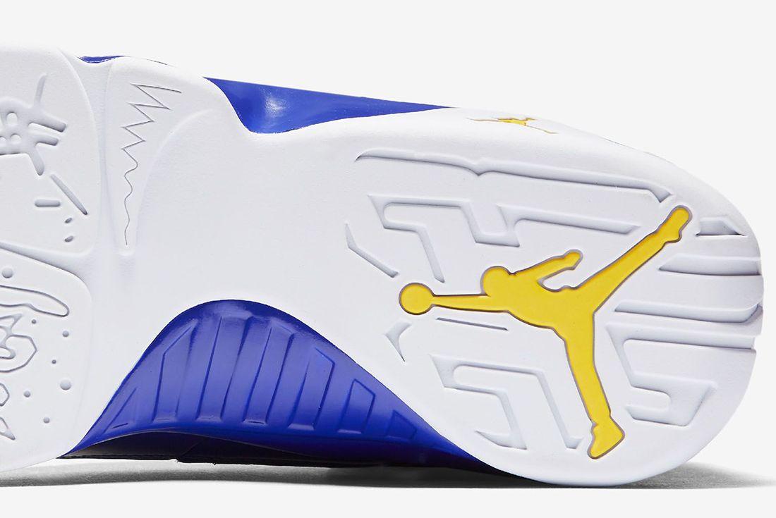 Air Jordan 9 Tour Yellow 9