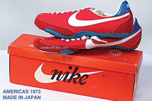 Vintage Collector Lindy Darrell Nike Runners 2