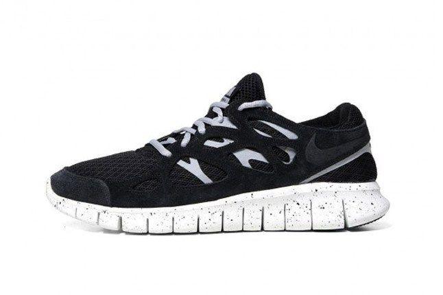 Nike Free Run 2 Oreo 1