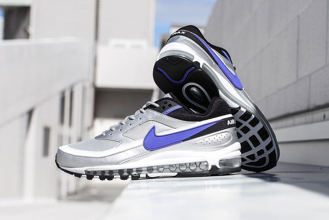 Nike Air Max 97 Bw Persian Violet Silver Bullet 8