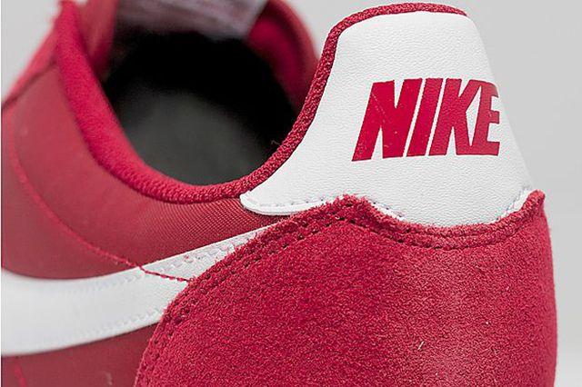 Nike Cortez Nylon Red 3