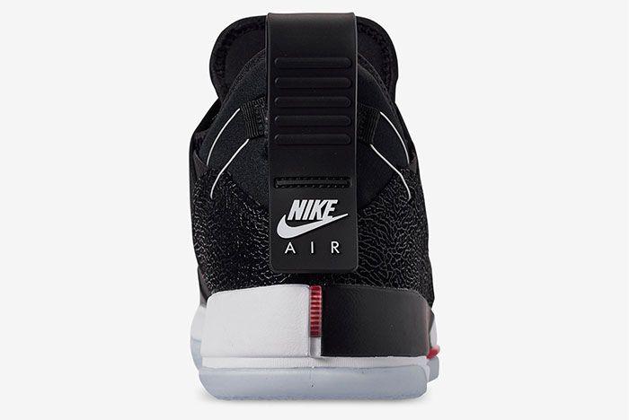 Air Jordan 33 Cement Cd9560 006 5 Heel