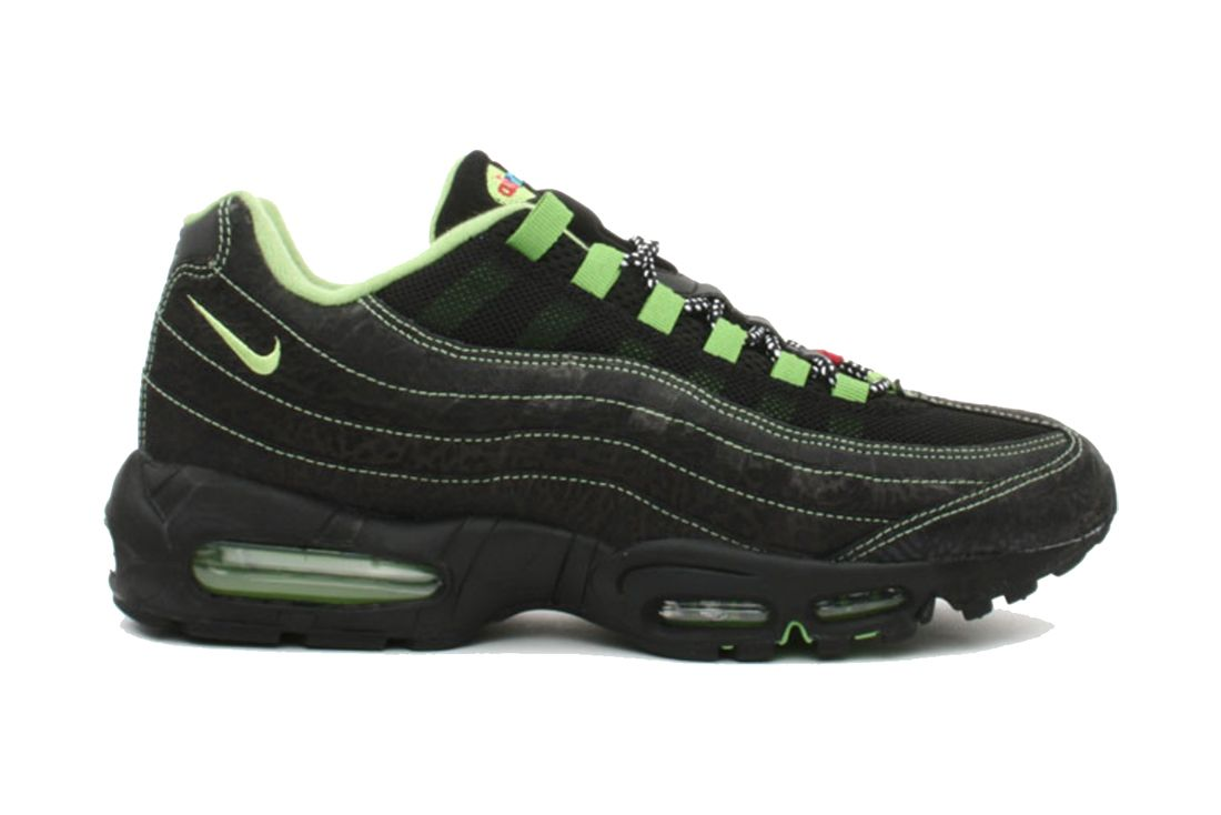 Sole Collector Cowboy Lateral Nike Air Max 95 Best Feature