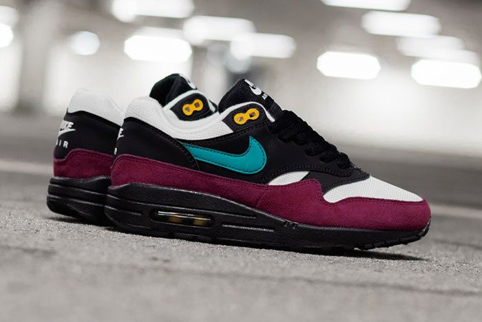 Nike Air Max 1 Womens Bordeaux 1